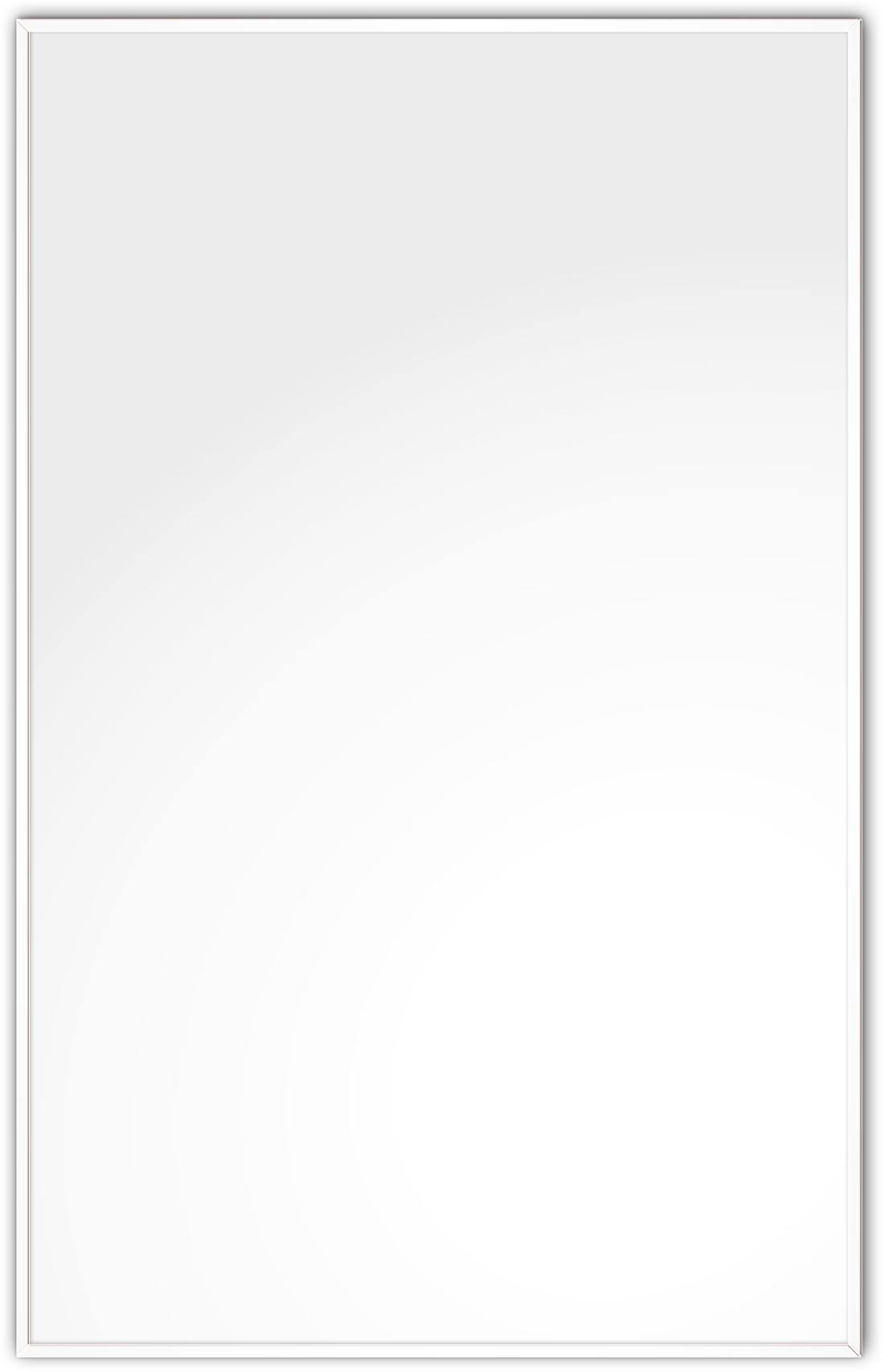 comfort2000 ir. verw.paneel, 1025W, 1206 x 746 mm, lelie wit, lijst lelie wit, U-Line elegance, uitsluitend voor easyPlan vertikaal