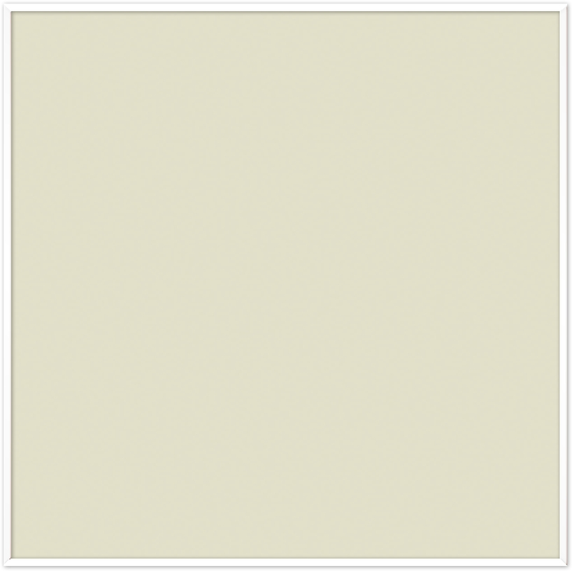 comfortSoft500 ir. verw.paneel, 250W, 615 x 615 mm, licht ivoor, lijst lelie wit, U-Line elegance, uitsluitend voor Systemdecke 625x625mm