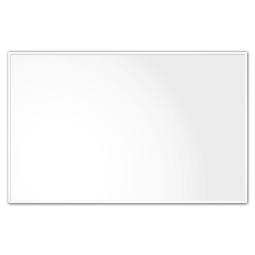 comfort2000 ir. verw.paneel, 1025W, 1206 x 746 mm, lelie wit, lijst lelie wit, U-Line elegance, uitsluitend voor easyPlan horizontaal