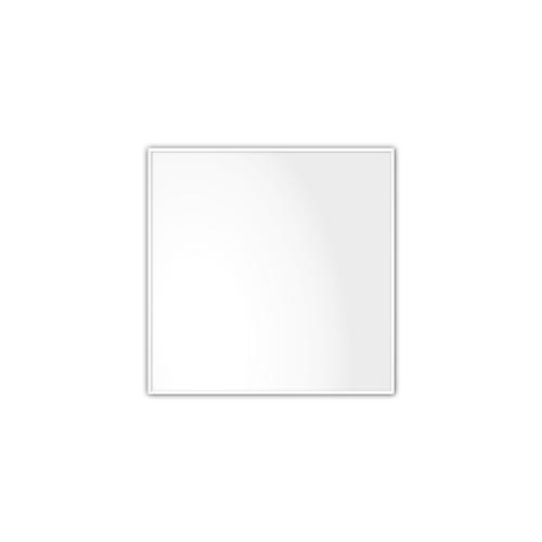 easyTherm comfort700 ir. verw.paneel, 350W, 606 x 606 mm, lelie wit, lijst lelie wit, U-Line elegance,