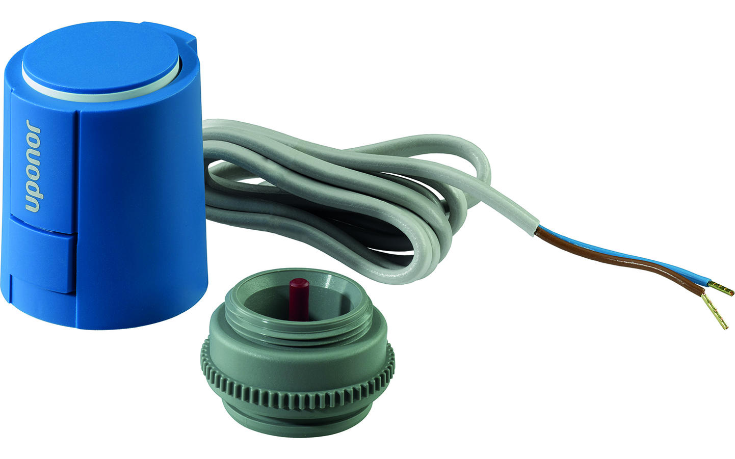 Uponor Vario PLUS thermische aandrijving, Pro 230V NC MT 30x1,5
