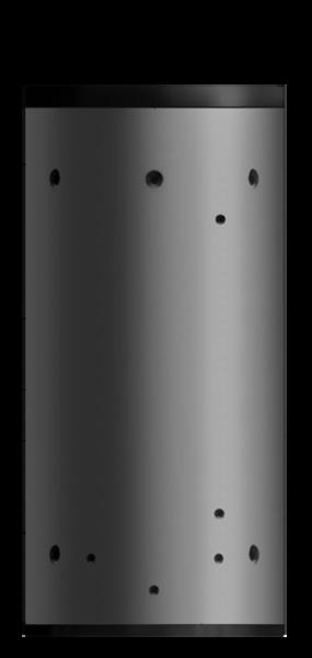Alpha innotec Buffervat 200Ldiffusiedicht geïsoleerd TPSK 200
