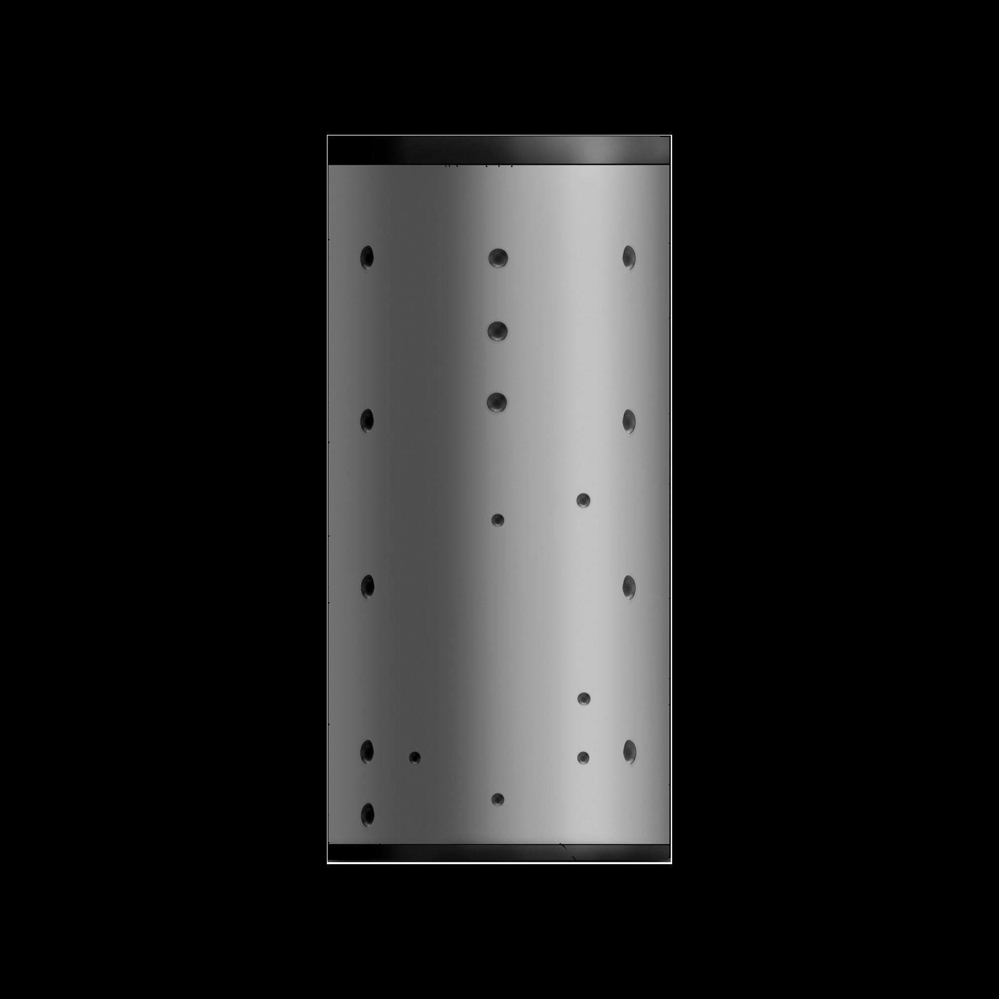 Alpha innotec Buffervat 500Ldiffusiedicht geïsoleerd TPSK 500