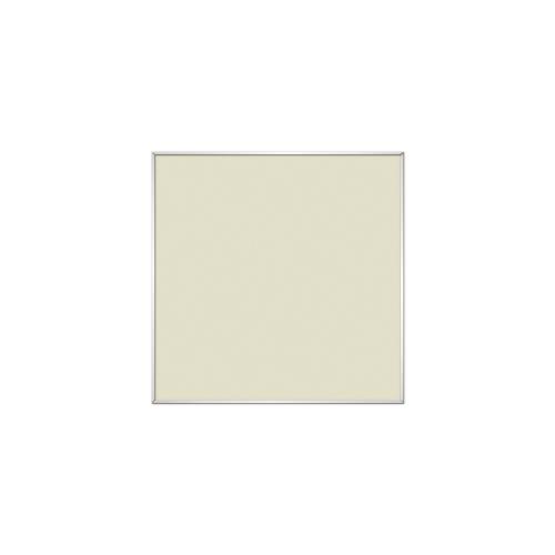 comfort700 ir. verw.paneel, 350W, 606 x 606 mm, licht ivoor, lijst mat zilver, U-Line elegance, uitsluitend voor easyPlan