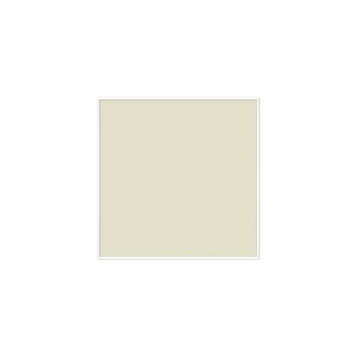 comfort700 ir. verw.paneel, 350W, 606 x 606 mm, licht ivoor, lijst lelie wit, U-Line elegance,