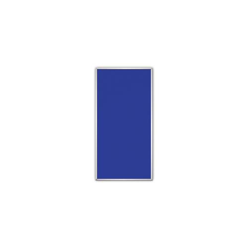 comfort350 ir. verw.paneel, 175W, 306 x 606 mm, gentiaanblauw, lijst mat zilver, U-Line elegance, uitsluitend voor easyPlan vertikaal