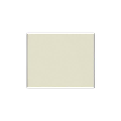 comfort1030 ir. verw.paneel, 515W, 746 x 606 mm, licht ivoor, lijst lelie wit, U-Line elegance,
