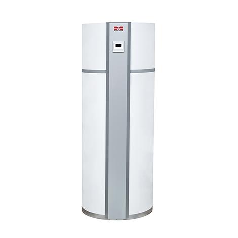 Microbooster VS water/water warmtepompboiler 190 liter met klep en voorverwarm spiraal (ALLEEN VOOR BELGIË)