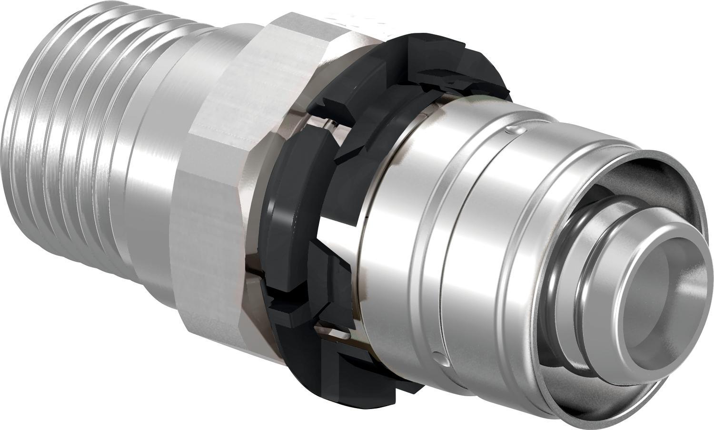 Uponor S-Press SST puntstuk, 25-R3/4
