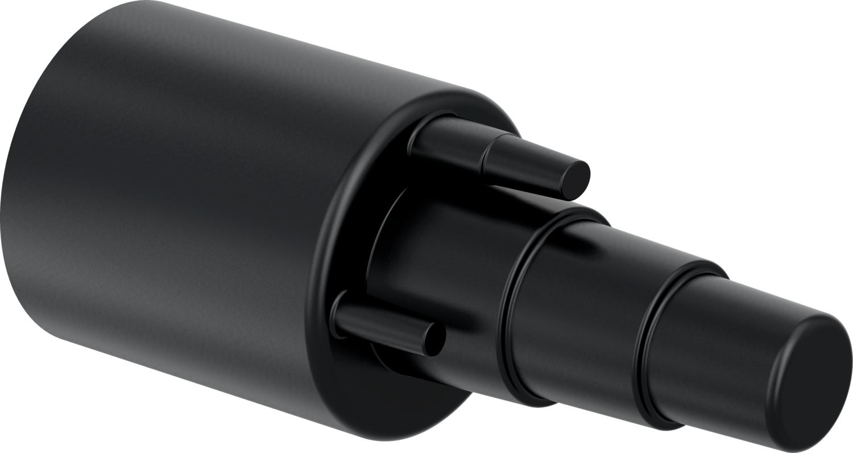 Uponor Ecoflex rubberen eindkap Single 90+110/175