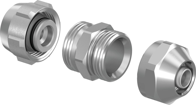 Uponor Uni-X raccord de compression, pour rénovation 20x2,25-20x2,5