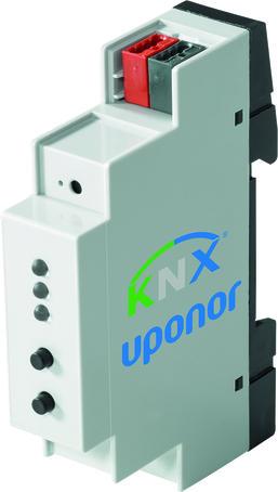 Uponor Smatrix Base PRO gateway module, R-147 KNX