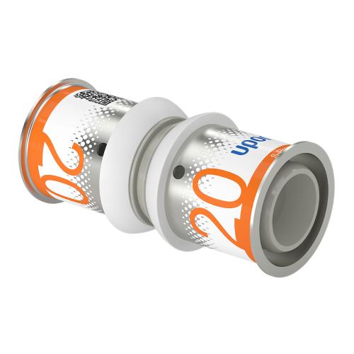 Uponor S-Press PLUS koppeling, PPSU 20-20