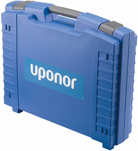 Uponor SPI S-Press coffret à outil bleu UP75